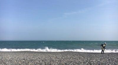 Photo of Beach 静岡海岸 at 静岡海岸, 静岡市駿河区, Japan
