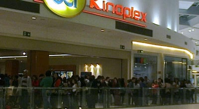 Photo of Movie Theater UCI Kinoplex at Independência Shopping, Juiz de Fora 36033-318, Brazil