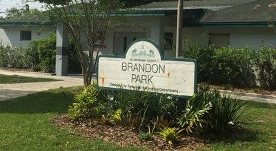 Photo of Park Sadie Park at 502 E Sadie St, Brandon, FL 33510, United States