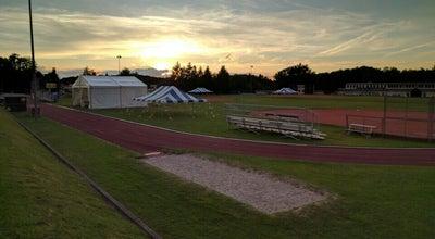 Photo of Baseball Field Patch Barracks Husky Field at Stuttgart, Germany