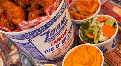 Photo of Fried Chicken Joint Zorn's of Bethpage at 4321 Hempstead Tpke, Bethpage, NY 11714, United States