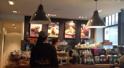 Photo of Sandwich Place Eat Company at Dagelijkse Groenmarkt 32, The Hague 2513AL, Netherlands