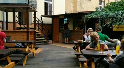 Photo of Pub Pivo a párek at Bořivojova 58, Praha 3 13000, Czech Republic