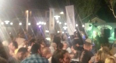 Photo of Beer Garden Beer Garden at Tel Aviv, Israel