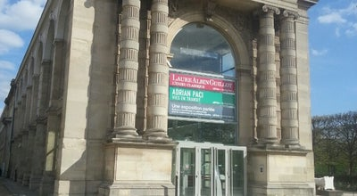 Photo of Art Museum Jeu de Paume at 1 Place De La Concorde, Paris 75008, France