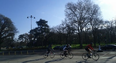 Photo of Track Circuit cycliste de Longchamps at Route Des Tribunes, Paris 75016, France