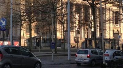 Photo of Art Museum Koninklijk Museum voor Schone Kunsten Antwerpen at Leopold De Waelplaats, Antwerpen 2000, Belgium