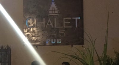 Photo of Pub Chalet 345 at Mexico