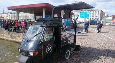 Photo of Food Truck Helsingin Kahvikomppania at Helsinki 00100, Finland
