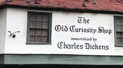 Photo of Shoe Store The Old Curiosity Shop at 13 Portsmouth Street, London, United Kingdom