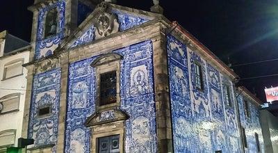 Photo of Church Capela das Almas at Santa Catarina, Oporto, Portugal