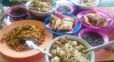 """Photo of Indonesian Restaurant Tahu Balek """"Pondok Surya"""" at Kampung Tanjung, Binjai, Indonesia"""