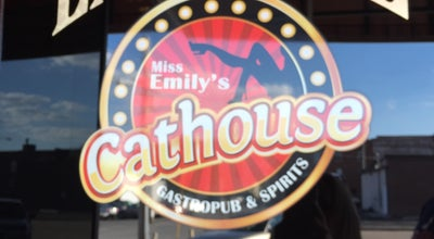 Photo of Cocktail Bar Miss Emily's Cathouse at Union Street, Marion, IL, United States
