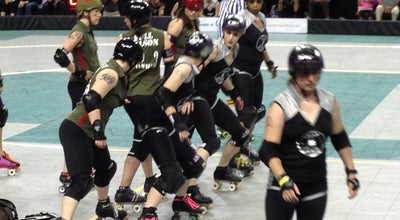 Photo of Roller Rink Rat City Rollergirls at Key Arena at 305 Harrison St, Seattle, WA 98109, United States
