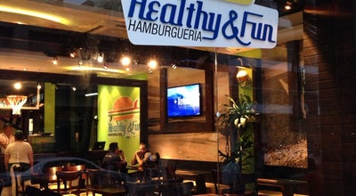 Photo of Burger Joint Healthy & Fun Hamburgueria at Rua 282, Itapema, Brazil