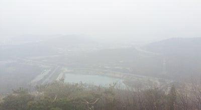 Photo of Trail 관모산 정상 at South Korea