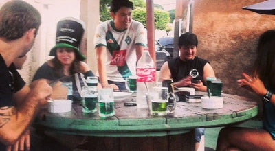 Photo of Beer Garden Trutis Bacon Bar at R. Sebastião Lima, 586, Campo Grande 79004-600, Brazil