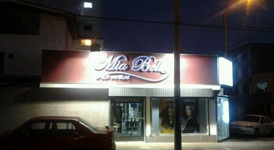 Photo of Nail Salon Mia Bella at Av. Ayacucho 1300, Santiago de Surco Lima 33, Peru