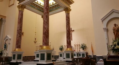 Photo of Church St Paul's Catholic Church at 161 S Dean St., Spartanburg, SC 29302, United States