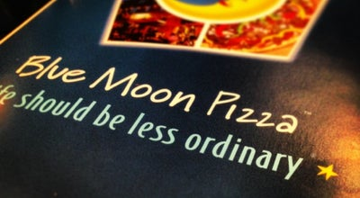 Photo of Pizza Place Blue Moon Pizza at 5610 Glenridge Dr, Sandy Springs, GA 30342, United States