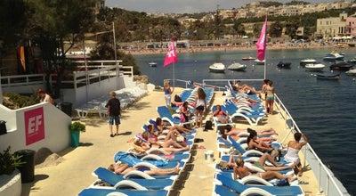 Photo of Beach EF Beach at St Julian's, Malta