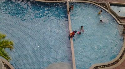 Photo of Pool สระว่ายน้ำพาราไดส์ at Thailand