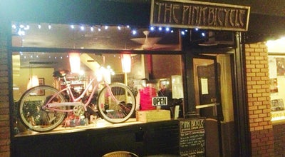 Photo of Burger Joint The Pink Bicycle at 1008 Blanshard St., Victoria, BC V8W 2H5, Canada