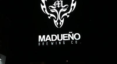 Photo of Brewery Madueño Brewing Co. at Mexico