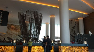 Photo of Hotel 大连君悦酒店 Grand Hyatt Dali an at 33号,星海广场c3, 大连市, 辽宁, China