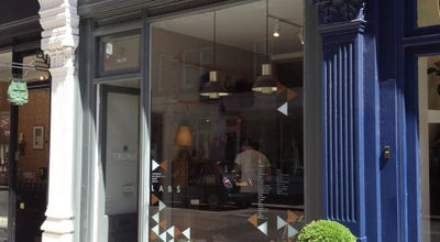 Photo of Men's Store Trunk Clothiers at 8 Chiltern Street, Marylebone W1U 7PU, United Kingdom