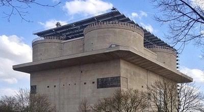 Photo of Building Energiebunker Wilhelmsburg at Rotenhäuser Damm 72, Hamburg 21107, Germany