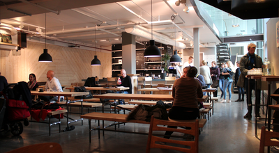 Photo of Coffee Shop Hendrix Ibsen at Maridalsveien 13, Oslo 0178, Norway