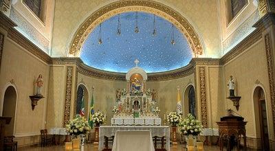 Photo of Church Igreja N. S. Piedade at R. Leão Xiii, 37 - Hamburgo Velho, Novo Hamburgo 93510-230, Brazil