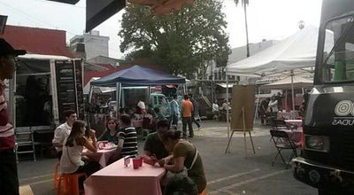 Photo of Food Truck Food Truck Station at Revolución #1543, Mexico
