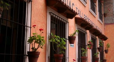 Photo of Dance Studio Anahuac Taller de Danza Mexicana at Miguel Angel De Quevedo 969, Mexico City 04040, Mexico