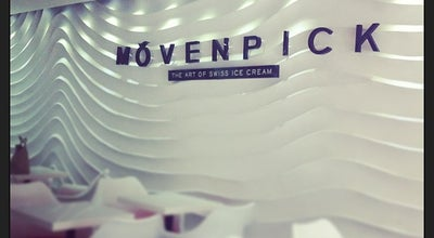Photo of Dessert Shop Mövenpick at India