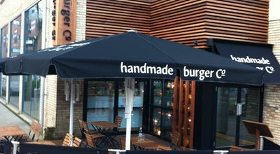 Photo of Burger Joint Handmade Burger Co at The Riverside, The Oracle Shopping Centre, Reading RG1 2AG, United Kingdom