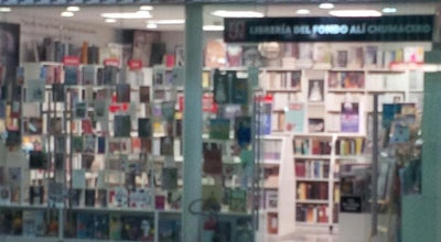 Photo of Bookstore Libreria del Fondo de Cultura Ali Chumacero at Mexico