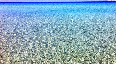 Photo of Beach Pırlanta Plajı at Pırlanta Çeşme, çeşme, Turkey