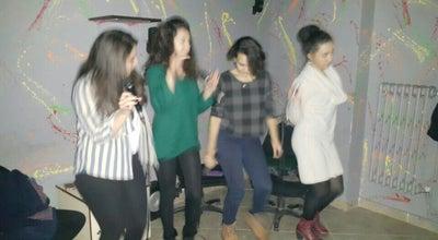 Photo of Karaoke Bar O Ses Sensin - Karaoke & GuitarHero at Konur 2 Sokak No 41 Keyf Cafe, Ankara 06420, Turkey