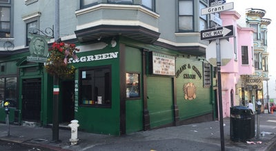 Photo of Rock Club Grant & Green at 1371 Grant Ave, San Francisco, CA 94133, United States