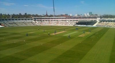 Photo of Cricket Ground Members' Lounge at Birmingham, United Kingdom
