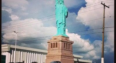 Photo of Monument / Landmark Estátua da Liberdade at Lojas Havan, São Carlos 13571-291, Brazil