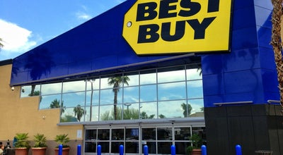 Photo of Electronics Store Best Buy at 3820 S Maryland Pkwy, Las Vegas, NV 89119, United States