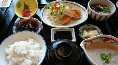 Photo of Japanese Restaurant とろろや 佐鳴台本店 at 中区佐鳴台2-10-21, Hamamatsu 432-8021, Japan