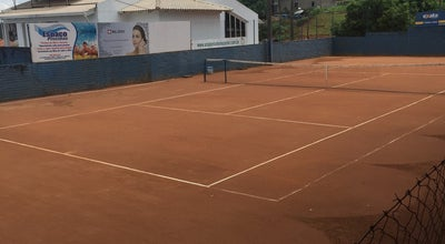 Photo of Tennis Court Academia Tênis Center at Chapecó, Brazil