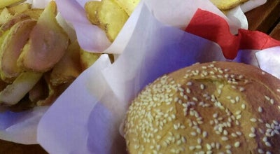 Photo of Burger Joint God Bless Burger at Οδυσσέως 20, Αχαρναι 136 74, Greece