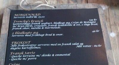 Photo of Cafe Frenchy at Hyskenstræde 16, Kælderen, København K 1207, Denmark