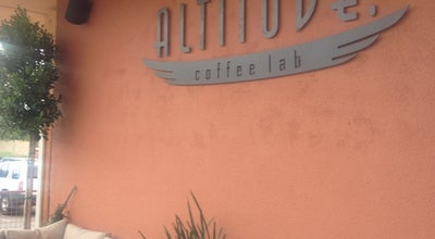 Photo of Coffee Shop Altitude Coffee Lab at 8320 N Hayden Rd, Scottsdale, AZ 85258, United States