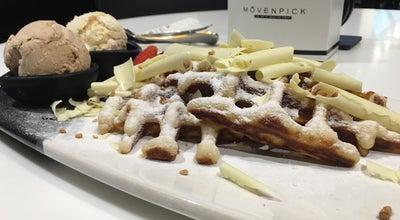 Photo of Dessert Shop Móvenpick at 6 Leigh St, Adelaide, SA 5000, Australia
